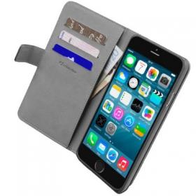Cellularline Bookagenda  iPhone 6 fekete telefontok (BOOKAGENDAIPH647K)