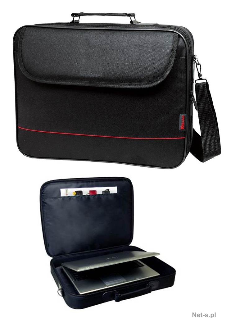 VAKOSS Get Moving Notebook táska 15 1c43af424e