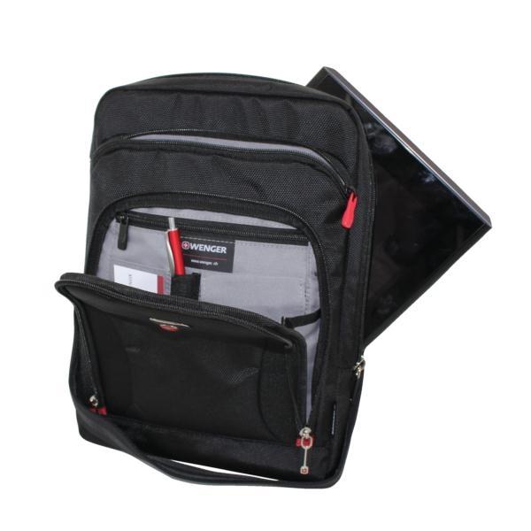 WENGER   Status   13   Fekete Tablet táska (NTWS13) 5df3fae032