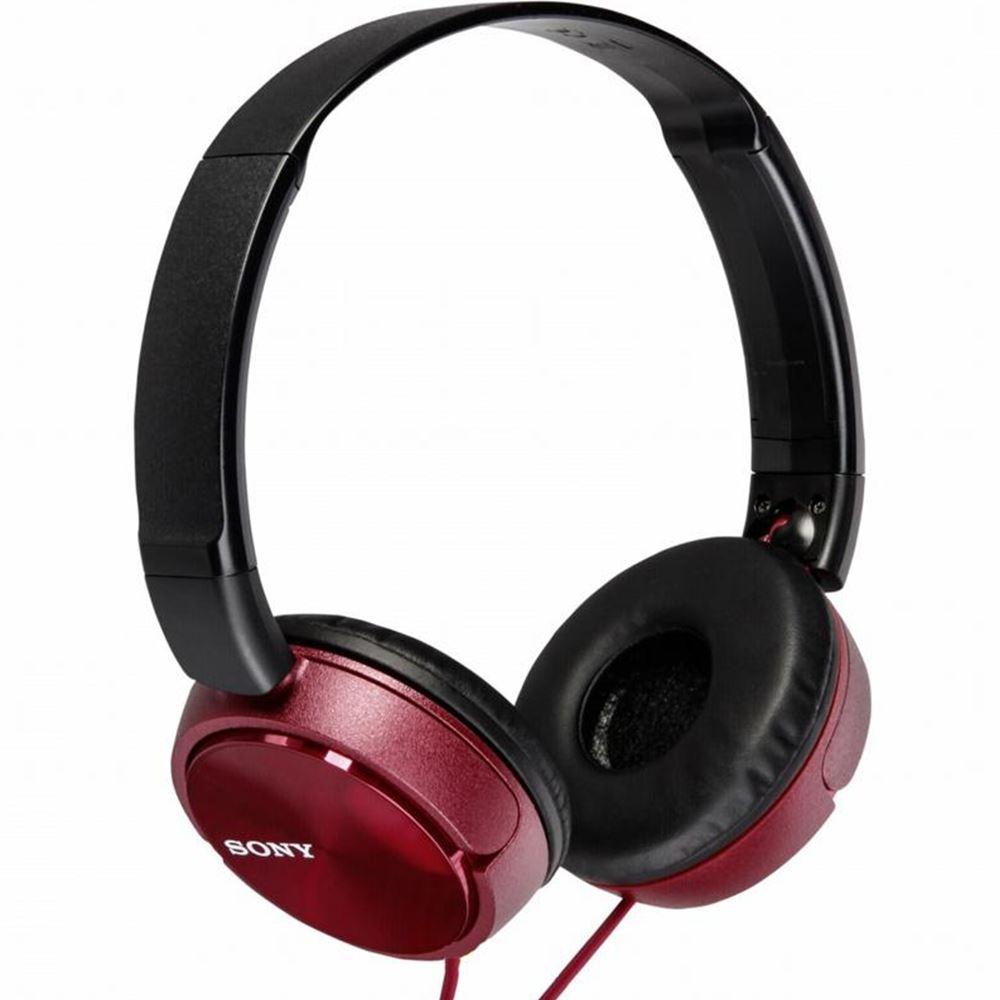 Sony MDR-ZX310APR piros-fekete mikrofonos fejhallgató (MDRZX310APR.CE7) c670d8caf3