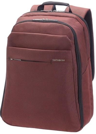 13abd420e60c Samsonite NETWORK 2 17.3'' bordó notebook hátizsák (41U-000-008)