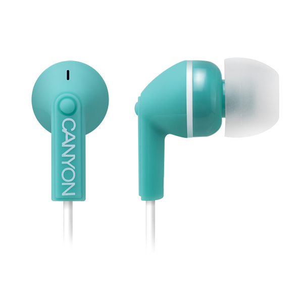 Canyon CNS-CEP01G mikrofonos zöld headset 9244f519d0