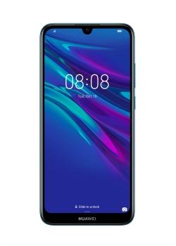 Huawei Y6 2019 Dual Sim Éjfekete Okostelefon (51093KGW)