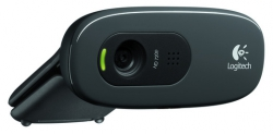 Logitech C270 HD Webkamera (960-000636)
