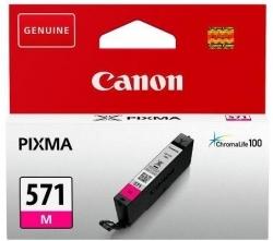 Canon CLI-571M Magenta Tintapatron (0387C001)