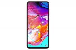 Samsung A705F GALAXY A70 Narancs 128GB Dual Okostelefon (SM-A705FZOUXEH)