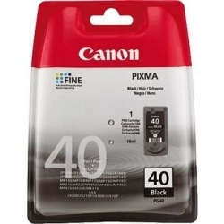 Canon PG-40 BLK fekete Tintapatron (0615B042)