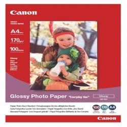 Canon GP-501 A4 100 db-os fényes fotópapír (0775B001)