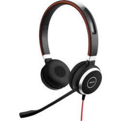 Jabra EVOLVE 40 MS Wired Stereo Headset (6399-823-189)