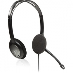 V7 HA202-2EP Wired 30 mm Stereo Headset (HA202-2EP)