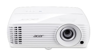 Acer P1650 DLP Projector - HDTV - 16:10 - Front, Rear, Ceiling, Rear Ceiling - F/1.94 - 2.06 - UHP - 203 W - NTSC, PAL, SECAM - 5000 Hour Normal Mode - 10000 Hour Economy Mode - 1920 x 1200 - WUXGA - 10,000:1 - 3500 lm - HDMI - VGA In - 260 W