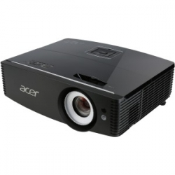 Acer P6600 3D Ready DLP Projector - HDTV - 16:10 - Front, Rear, Ceiling - F/2.5 - 3.26 - UHP - 365 W - NTSC, PAL, SECAM - 3000 Hour Normal Mode - 4000 Hour Economy Mode - 1920 x 1200 - WUXGA - 20,000:1 - 5000 lm - HDMI - USB - VGA In - Ethernet - 460 W -