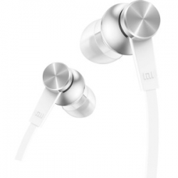 MI Wired Stereo Earset - Earbud - In-ear - Silver - 16 Ohm - Nickel Plated - 1.20 m Cable - Mini-phone
