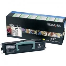 Lexmark X203A11G Original Toner  (X203A11G)