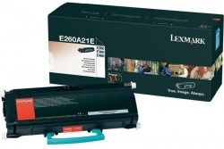 Lexmark E260A31E Original Toner  (E260A31E)
