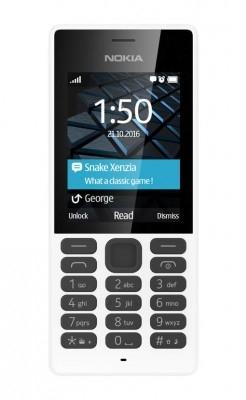 NOKIA 150 DualSim Fehér (A00027966)