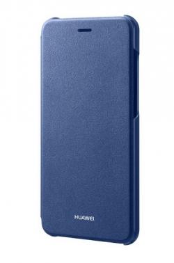 Huawei P9 Lite 2017 Flip Cover Kék (51991960)