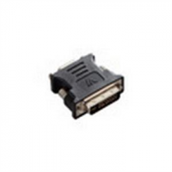 V7 DVI-I TO VGA ADAPTER fekete (V7E2DVIIMVGAF-ADPTR)