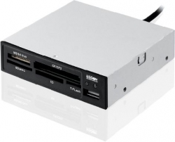 I-BOX 62in1 + USB memóriakártya olvasó Fekete (ICKWSUIR02)