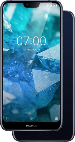NOKIA 7.1 DualSim Kék (11CTLL01A04)