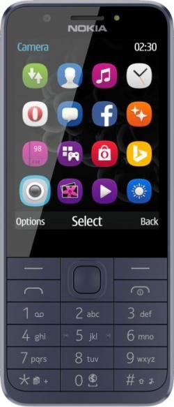 NOKIA 230 DS Kék Mobiltelefon (16PCML01A03)