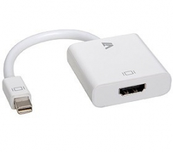 V7 MINI DP TO HDMI ADAPTER (CBL-MH1WHT-5E)