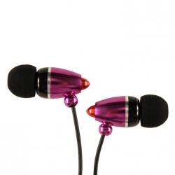 Sbox 0023P 2.0 lila fém házas fülhallgató