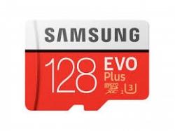 SAMSUNG EVO PLUS 128GB MICROSDHC MEMÓRIAKÁRTYA