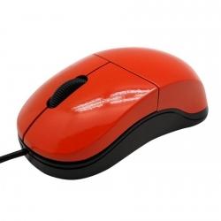Sbox M-900O USB optikai narancs egér