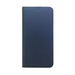Nokia 7.1 flip oldalra nyiló tok Kék (BOOKTYPE-NOK-7.1-BL)