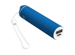 Trust Stilo PowerStick Portable Charger 2600 kék PowerBank (20694)