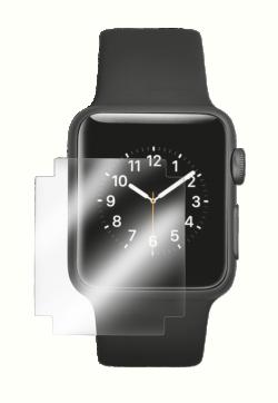 Trust okosóra kijelző védőfólia Apple Watch-ra 3 db (Trust_20811)