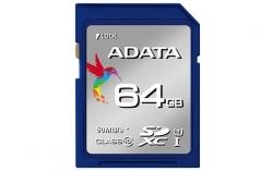 ADATA Premier Pro SDXC UHS-I U1 64GB  (ASDX64GUICL10-R)