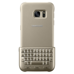 EJ-CG930UFEGDE Galaxy S7 Keyboard Cover gold