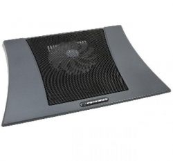 ESPERANZA BORA 15,6'' fekete-szürke notebook hűtő (EA106)