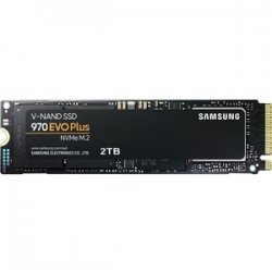 Samsung 970 EVO Plus 2 TB Solid State Drive (MZ-V7S2T0BW)