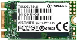 Transcend MTS420 120 GB Solid State Drive (TS120GMTS420S)