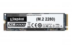 500GB Kingston SSD M.2 NVMe KC2000 meghajtó (SKC2000M8/500G)