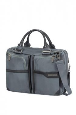 Samsonite Briefcase GT SUPREME-BAILHANDLE 14.1 Szürke Notebook Táska (16D-008-003)