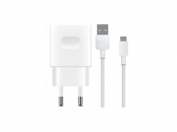 AP32 FAST CHARGER 9V2A WITH CABLE WHITE