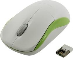 Genius Netscroll 6000 wireless optikai fehér-zöld egér (31030089105)