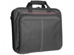 Tracer Straight Notebook táska 15,6'' Fekete (TRATOR43465)
