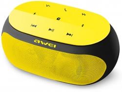 Y200 hordozható Bluetooth hangszóró Sárga