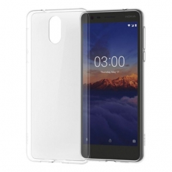 Nokia 3.1 Clear Case