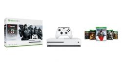 Xbox One S 1TB fehér Gears 5 csomag