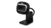 Microsoft LifeCam HD-3000 Fekete webkamera (T3H-00012)