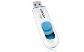 ADATA C008 8 GB USB 2.0 fehér pendrive (AC008-8G-RWE)