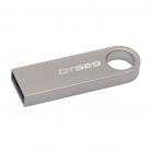 Kingston DTSE9 8 GB USB 2.0 ezüst pendrive (DTSE9H/8GB)