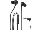 HP H2310 fekete sztereó mikrofonos fülhallgató fekete  (J8H42AA)