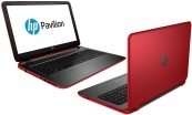 HP Pavilion 15-p258nh M0B81EA Piros  Notebook